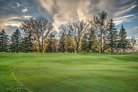 Weyburn Golf Club Cover Picture