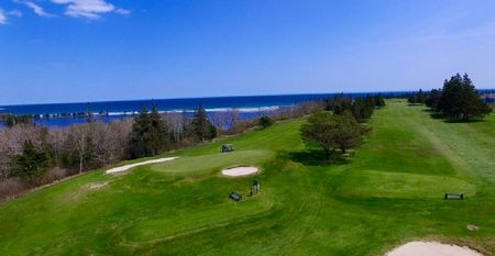 White Point Golf Club Cover