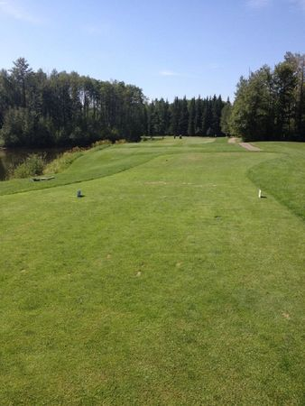 Whitecourt Golf and Country Club Cover Picture