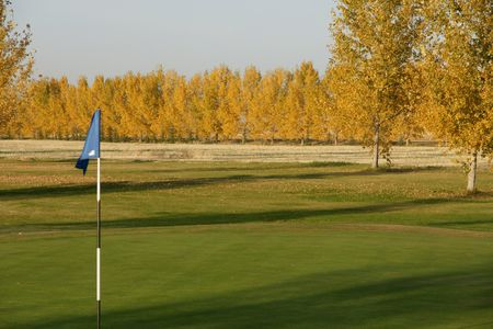 Whitemud creek golf course cover picture