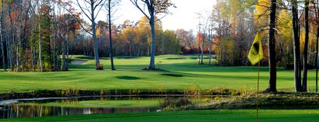 Overview of golf course named Whitlock Golf and Country Club