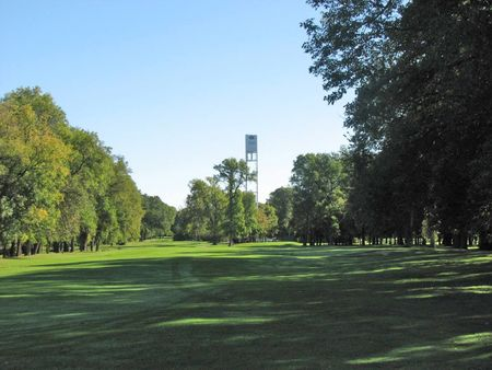 Wildewood golf club cover picture