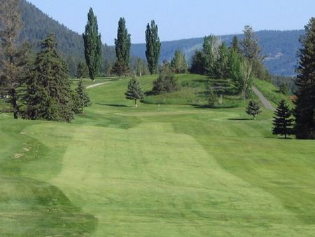 Overview of golf course named Williams Lake Golf Club