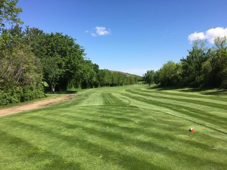 Willow bunch golf club cover picture