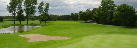 Winchester Golf Club Cover Picture