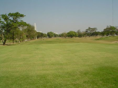 Bangna Navy Golf Cover Picture