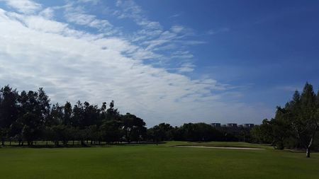 Overview of golf course named Bangpakong Golf Club