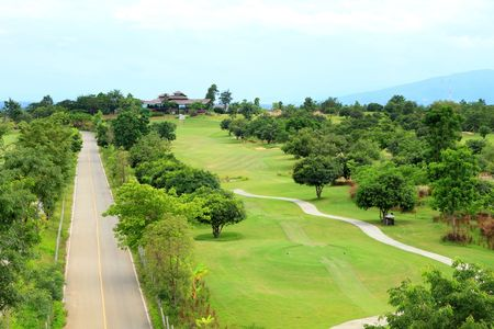 Chiangmai Inthanon Golf Resort Cover Picture