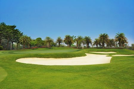 Gassan lake city golf club cover picture