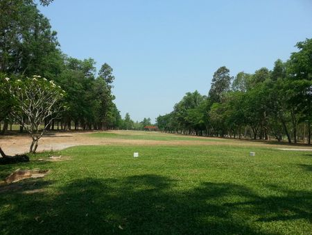 Overview of golf course named Kwan Pha Yao Golf Course