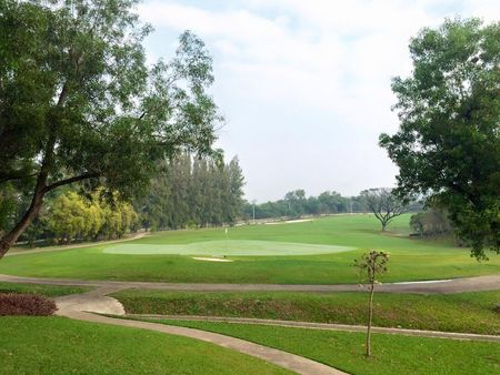 Mae Moh Golf Course Cover