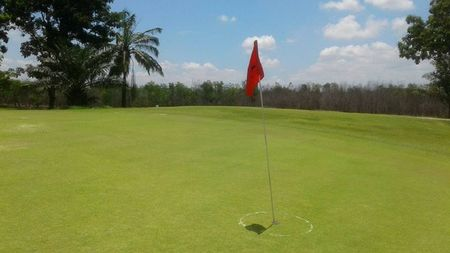 Overview of golf course named Muang Ake Wang Noi Golf Course