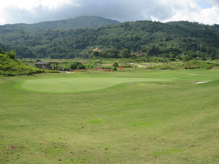 Phunaka Golf Course Cover Picture