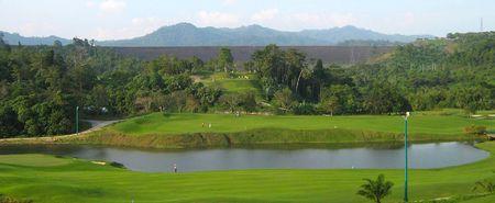 Rajjaprabha Dam Golf Course Cover