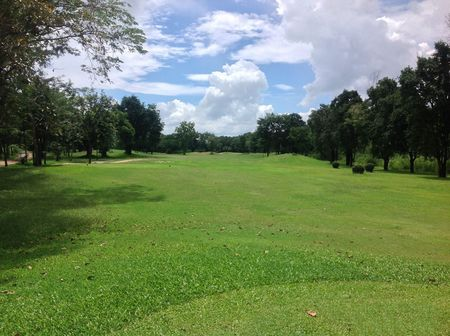 Overview of golf course named Rooks Korat Country Club Golf and Resort