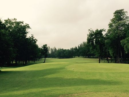 Overview of golf course named Sawang Resort and Golf Club