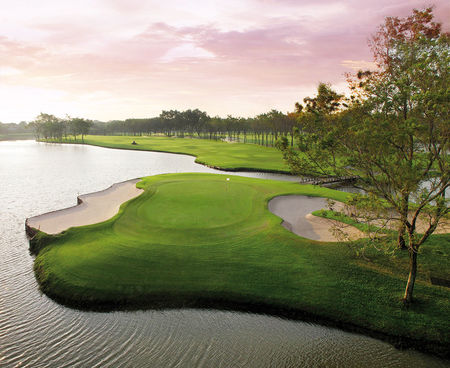 Thana City Golf and Sports Club Cover Picture