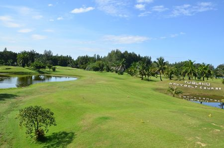 Tublamu royal navy golf course cover picture