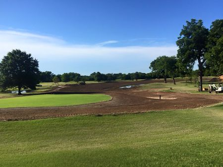 Firelake Golf Course Cover Picture