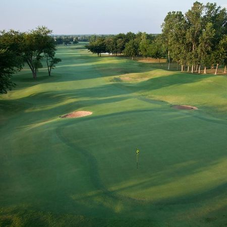 Overview of golf course named Forest Ridge Golf Club