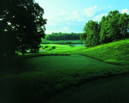 Overview of golf course named Golf Club of Oklahoma, The