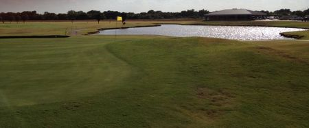 Kingfisher Golf Course Cover Picture