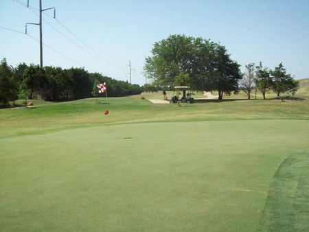 Overview of golf course named Links at Norman Golf and Country Club