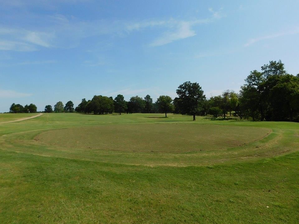 Arrowhead state park golf course cover picture
