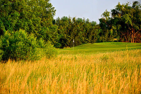 Overview of golf course named Bailey Ranch Golf Club