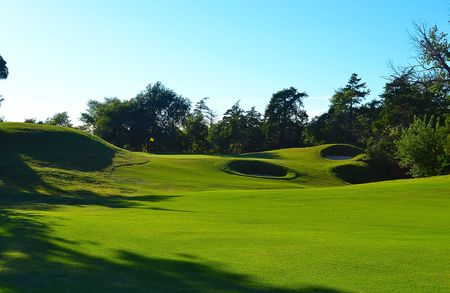 Overview of golf course named Boiling Springs Golf Course
