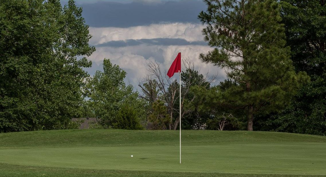 Broadmoore golf course cover picture