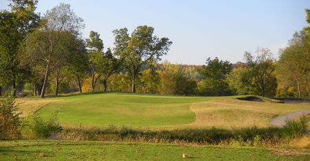 Overview of golf course named Clary Fields Golf Club