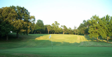 Overview of golf course named Dornick Hills Golf and Country Club