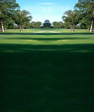 Overview of golf course named Oak Hills Golf and Country Club
