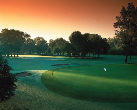 Overview of golf course named Trails Golf Club, The