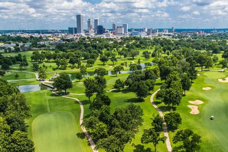 Tulsa country club cover picture