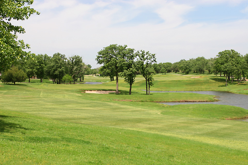Overview of golf course named Winter Creek Golf and Country Club