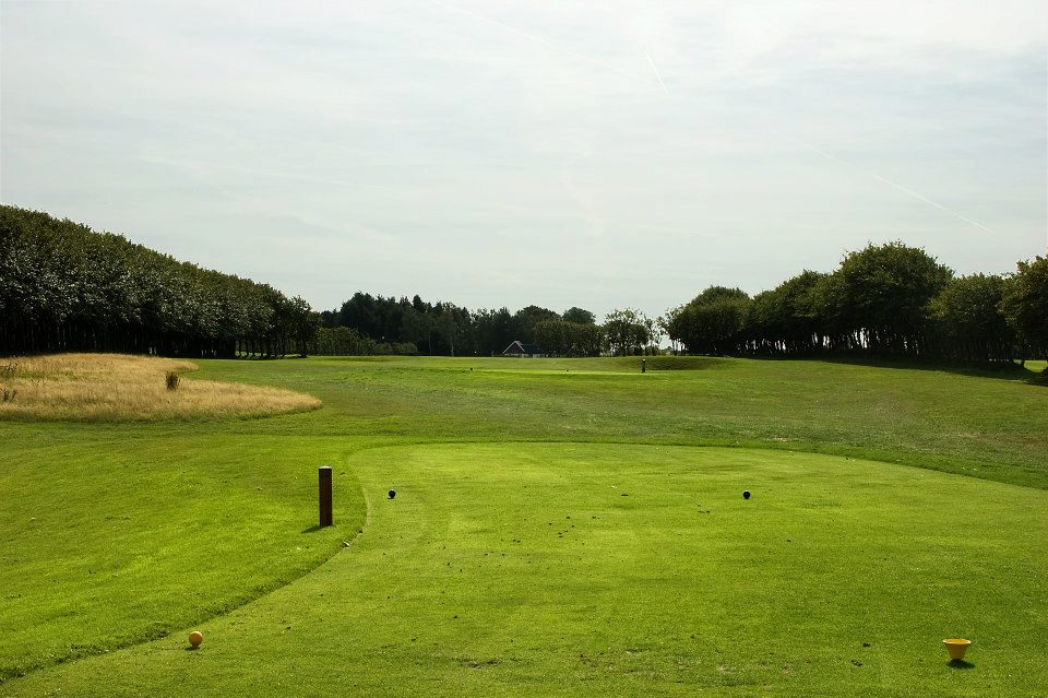 Overview of golf course named Abbekas Golfklubb