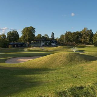 Agesta golfklubb cover picture