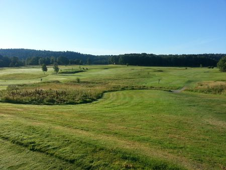 Overview of golf course named Ale Golfklubb