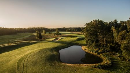 Allerum Golfklubb Cover Picture
