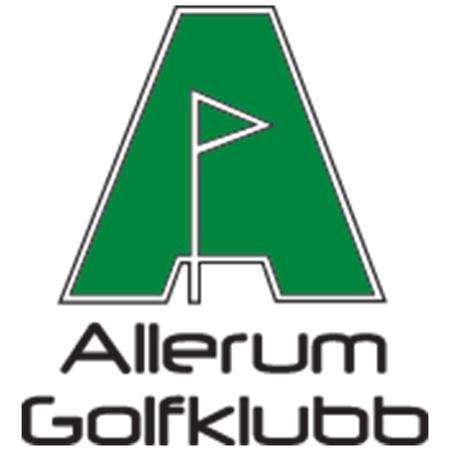 Logo of golf course named Allerum Golfklubb