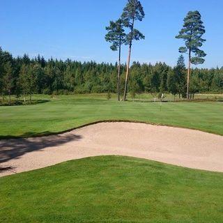 Alvesta golfklubb cover picture
