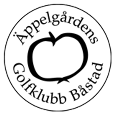 Logo of golf course named Appelgardens Golfklubb
