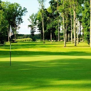 Araslovs golfklubb cover picture