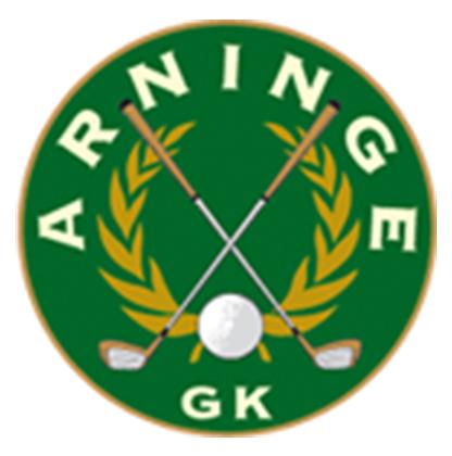 Logo of golf course named Arninge Golfklubb