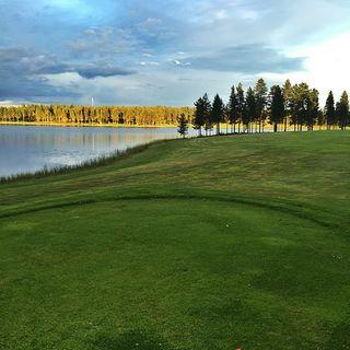 Arvidsjaurs golfklubb cover picture
