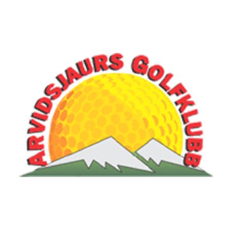Logo of golf course named Arvidsjaurs Golfklubb
