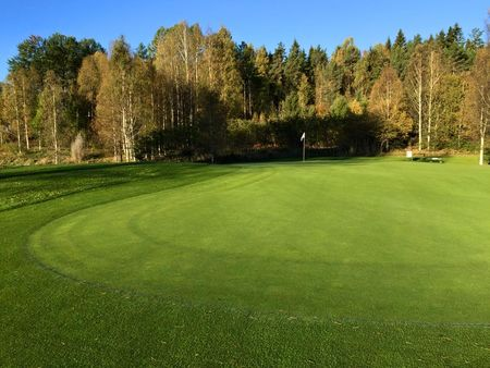 Overview of golf course named Arvika Golfklubb