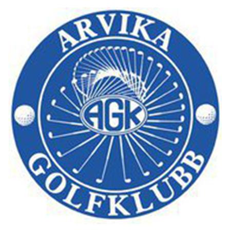 Logo of golf course named Arvika Golfklubb